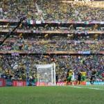 ABC-Kräne und Spidercams bei der WM
