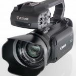 Praxistest Canon-Camcorder XA10: Innere Werte