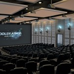 Erstes Kino mit Dolby Atmos in Europa
