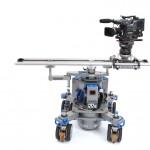 Movietech präsentiert neuen Schienendolly