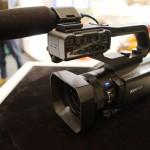Neuer XDCAM-Camcorder mit 1-Zoll-Sensor