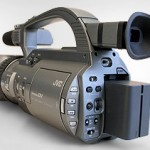 Ausprobiert: Streaming-Camcorder GY-DV300 von JVC