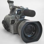 Silberrohr für DV und MPEG-4