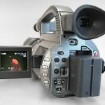 Zubehör für die LCDs von Mini-DV-Camcordern