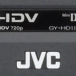Neue Version des HDV-Camcorders HD100 von JVC