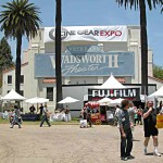 Cine Gear Expo: Feinste Filmtechnik — Open Air