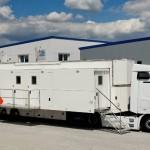 Broadcast Solutions meldet Installationen