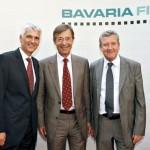 Bavaria Film: Dr. Frank scheidet aus, Achim Rohnke kommt