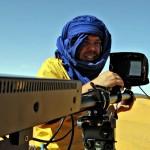 Mit XDCAM HD, Polecam und Iconix in der Sahara