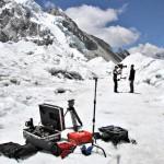 Steadicam auf dem Mount Everest