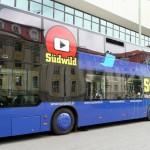 Mobiles Studio im Doppeldecker-Bus — das BR-Jugendmagazin »Südwild«