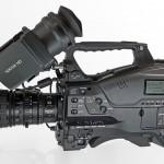 SxS-Schultercamcorder mit 2/3-Zoll-Sensoren: PMW-350 von Sony