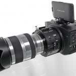 Alles anders: NEX-FS100 von Sony