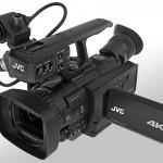 4K-Camcorder HMQ10 von JVC: 4 x HD im Handheld-Format