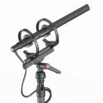 K-Tek Nautilus: Halterung für Richtrohrmikrofone