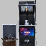Kompaktstudio mit IPTV-Encoder für den News-Einsatz