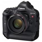 4K-Special Kameras: Canon EOS-1D C
