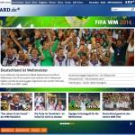 Beste deutsche TV-Quote aller Zeiten: 34,65 Mio. sahen WM-Sieg