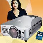 Panasonic: Neue LCD-Projektoren