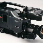 Sony nimmt alte Broadcast-Camcorder zurück und gibt Rabatt auf neue