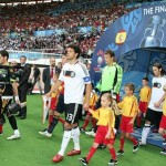 Drahtlostechnik während der Fußball-EM