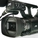 JVC-Camcorder HM100: Die bessere Idee