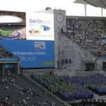 Leichtathletik-WM: HD-Premiere bei ARD und ZDF