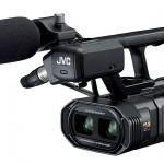 JVC zeigt Stereo-3D Handheld-Camcorder