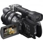 Sony stelllt NEX-VG20 vor