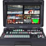 Datavideo HS-2800: Tragbares HD-Produktionsstudio