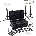 Litepanels Croma Flight Kit: LED-Lichtset