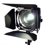 Zylight F8 LED Fresnel: Stufenlinsen-Scheinwerfer mit LED-Technik