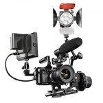 Walimex Pro: Aptaris Cage-System für Systemkameras