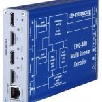 Neuer Dual-Channel-Encoder und Stream-Recorder von Teracue: für H.264 und M-JPEG