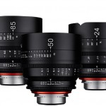 Samyang präsentiert Xeen-Objektiv-Serie