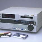 Sony (DVCAM): DSR-1600P