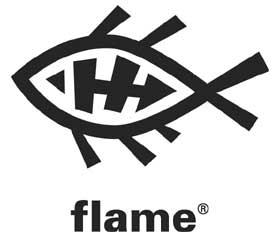 B_0903_Discreet_Flame_Logo