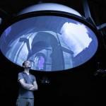 IBC2005: Digitale Kuppelprojektion von Fraunhofer