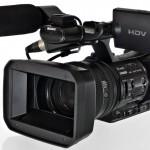 Sony kündigt HDV-Camcorder Z5 an