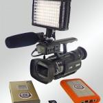 IBC2009: So werden die Videoreports produziert