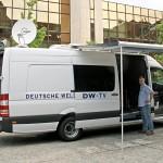 Deutsche Welle: Mobiles Editing bei DW-TV