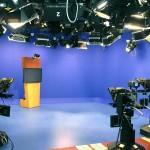 Deutsche Welle: Virtual Set, die Zweite