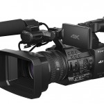 4K-Handheld: Sony PXW-Z100