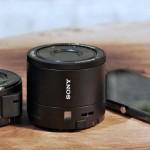 SmartShot von Sony: Kameras als Smartphone-Zubehör
