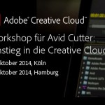 Workshop: Einstieg in die Adobe Creative Cloud