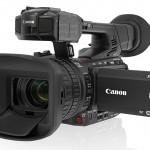 Praxistest Canon XF205: Klassischer, kleiner Handheld