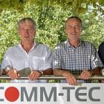 Teracue und Comm-Tec schließen Vertriebspartnerschaft