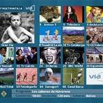 Bequeme TV-Programmsuche per Mosaik-Darstellung