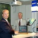 Sony Professional Center in Deutschland
