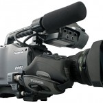 P2-Camcorder HPX500 von Panasonic: Big Brother